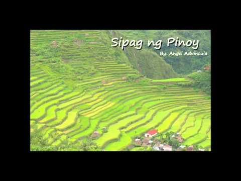 Angel - Sipag ng Pinoy