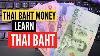 What you need to know about Thai Currency | Know Thai Baht Banknote | All about of Thailand 💵💵💵