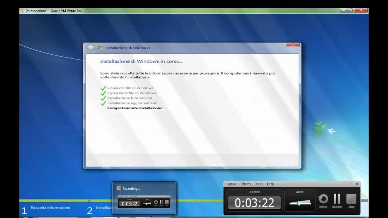 системная установка windows 7 для нетбука