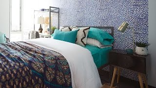 Before & After: Stylish Dorm Room Decorating Ideas