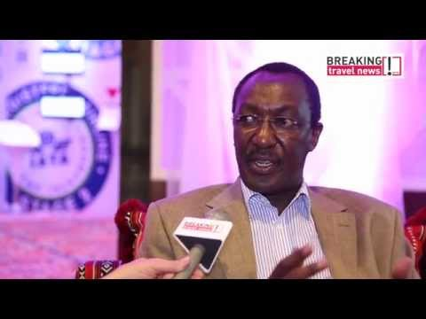 Dr Titus Naikuni, chief executive, Kenya Airways