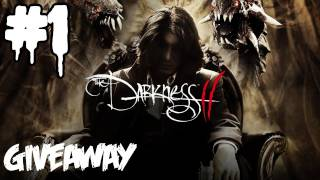 The Darkness 2 Gameplay Walkthrough - Part 1 - Let's Play (Xbox 360 / PS3 / PC Gameplay)