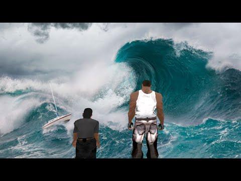 GTA San Andreas - El Tsunami de San Andreas