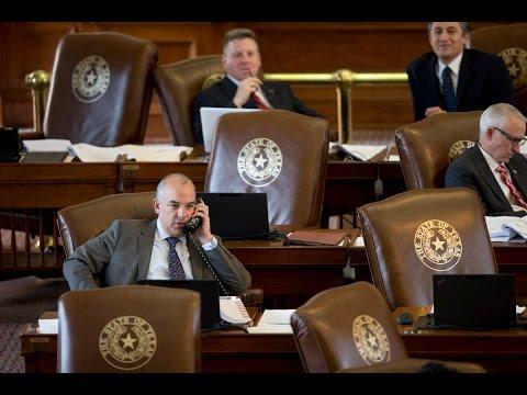 Texas House Debates Budget