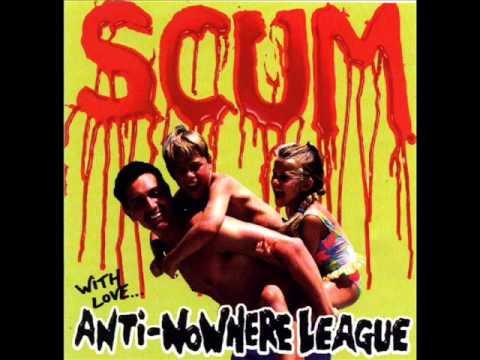 Anti-nowhere League - Burn