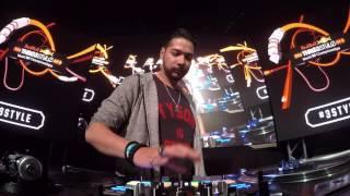 DJ N'JOY / RED BULL THRE3STYLE FRANCE 2016