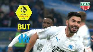But Morgan SANSON (60') / Olympique de Marseille - Girondins de Bordeaux (3-1)  (OM-GdB)/ 2019-20