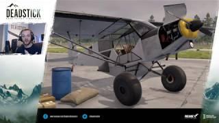 Deadstick - Bush Flight Simulator, Live Stream Replay #1