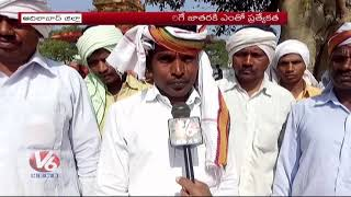 Special Story On Kamdev Jatara In Narnoor Mandal | Tribal Festival | Adilabad District