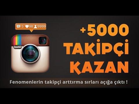 Ücretsiz Instagram Takipçi Arttırma (2017 Kanıtlanmış Yol)