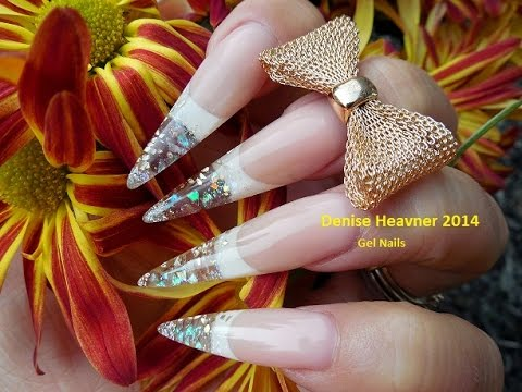 Gel Nail Fill ---- See how I do it