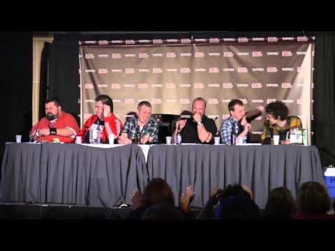 PAX East 2013: Giant Bomb Panel - Part 01
