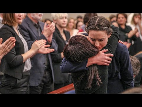 'Larry Nassar, I hate you': abuse victims in their own words