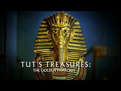 Съкровищата на Тутанкамон: Златният фараон | Tut's treasures: The golden pharaoh