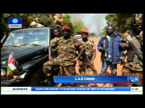 The World Today: Central African Republic's Seleka Rebels Reorganise 20/05/14