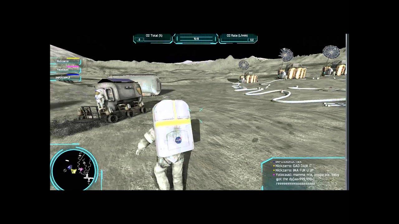 astronaut flight simulator - photo #26