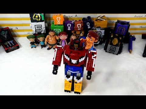 Chhota Bheem meets Power Rangers Animal Force Cube | World Wide Toys | Toyrama