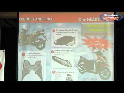 New Honda Vario Techno 125 PGM-FI Riding Experience