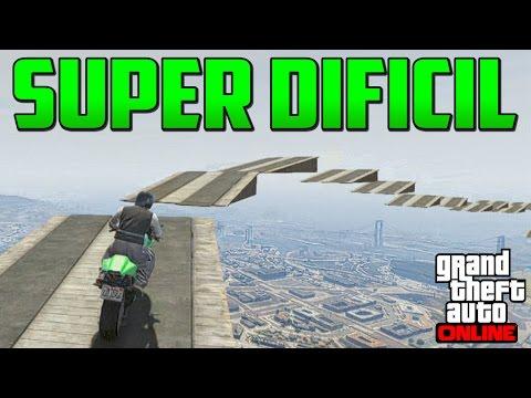 SÚPER DIFICIL!! SPIDERMAN!! - Gameplay GTA 5 Online Funny Moments