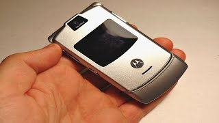Motorola Razr: Vintage Review!