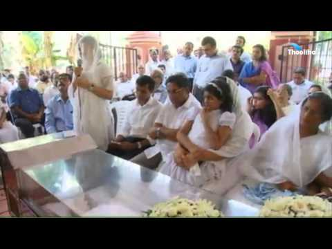 Funeral Service of Ponnamma Samuel 61 -  on 15/ 01/ 2015