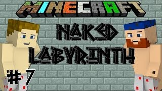 Minecraft | FTB: Unleashed | Naked Labyrinth | Milk of the Gods