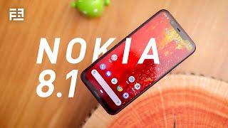 Nokia 8.1 Unboxing & Quick Review: The Premium Midranger!