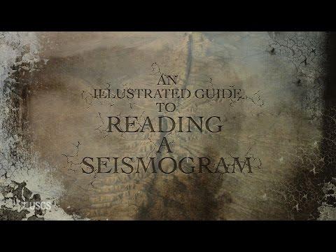 USGS - How To Read a Seismogram