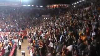 Arka Arkaya Gelen Basketler ve I Will Survive (Galatasaray - Barcelona) Euroleague