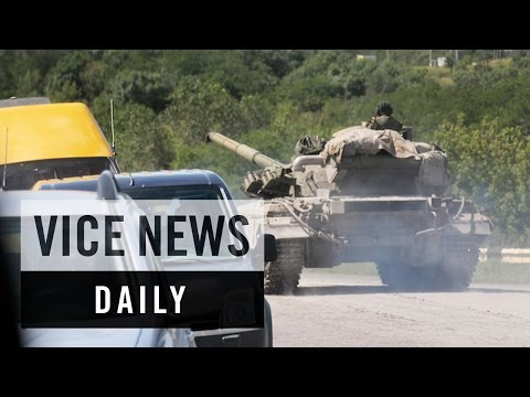VICE News Daily: Pro-Russia Forces Withdraw From Ukraine's Frontlines