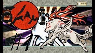 Die Geschichte von Okami Amaterasu - Let´s Play Okami #1 [Deutsch]