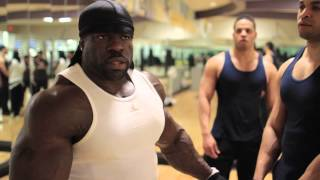 Kali Muscle - PRISON ARM TRAINING (ft. Hodgetwins)