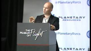 Planetary Resources, Inc. Press Conference, April 24, 2012 (Part 3 of 8)