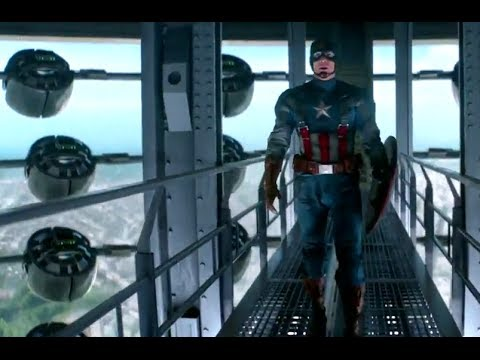 Captain America: The Winter Soldier Movie - Promo Clip #3 (2014) Chris Evans HD