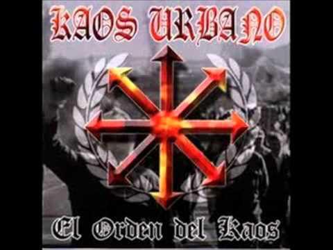 Kaos Urbano   el orden del kaos