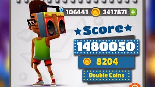 Subway Surfers ARABIA iPad Gameplay HD #5