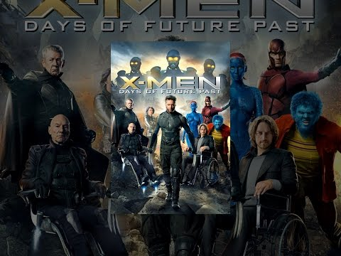 X-Men: Days of Future Past - Wikipedia