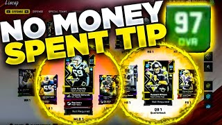 TIPS TO BUILD A NO MONEY SPENT TEAM MADDEN 20! | TIPS & TRICKS TO GET THE BEST TEAM IN MADDEN FREE!