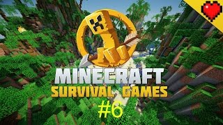 İLK EDİT VİDEOM ! Minecraft Survival Games #6 - w/Gencay