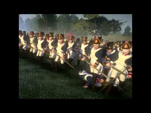 Napoleon Total War-Battle of Waterloo (Part 1)