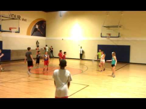 Harlem Globe Trotter Camp San Diego 16