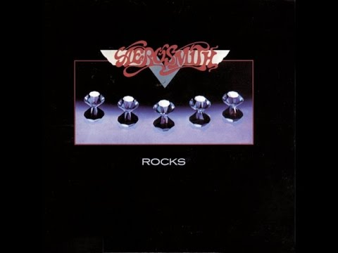 Aerosmith [1976] -  Rocks  (Full Album)