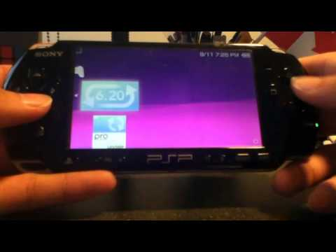 Downgrade PSP 6.60 without Pandora Battery