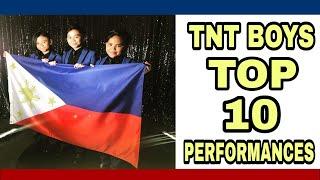 TNT Boys Top 10 performances