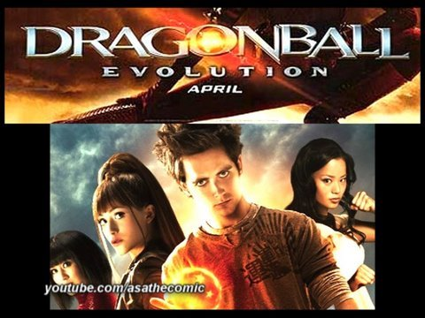 Dragonball Evolution Sucks?!? (FAN REVIEW)