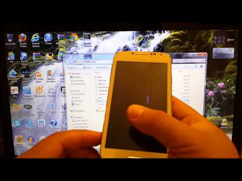 How to root the HDC Galaxy S4 MTK6589 - Samsung Galaxy S4 clone!