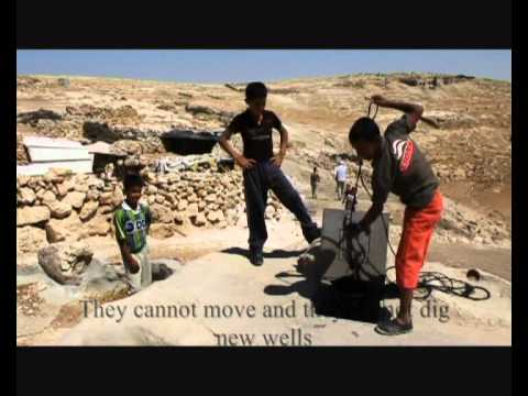 Water right in Palestine :Caravan