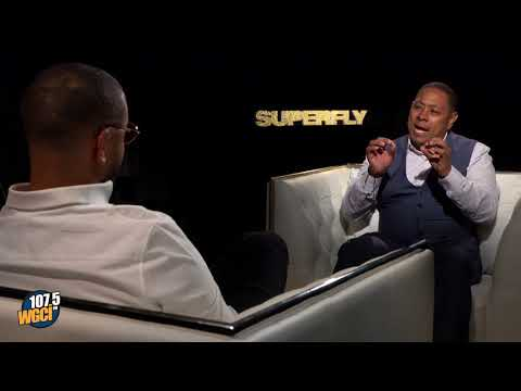 SuperFly Movie: Director X