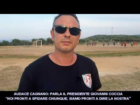 """VIDEO: IL PRESIDENTE GIOVANNI COCCIA GIURA """"QUESTO CAGNANO DARA' FASTIDIO A TUTTI"""""""