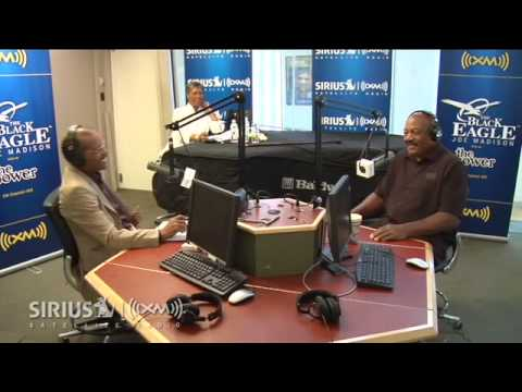 Muhammad Ali vs. Wilt Chamberlain: Jim Brown's Story on SIRIUS XM Radio